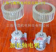 TWYX非标加长轴电机-烘箱专用加长轴电机