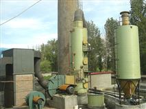 供應山東鍋爐水膜除塵器