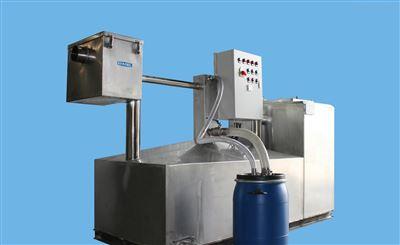全自动隔油提升一体化设备