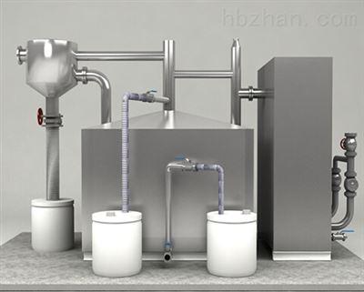 HBGY-CQ一体化全自动隔油提升设备