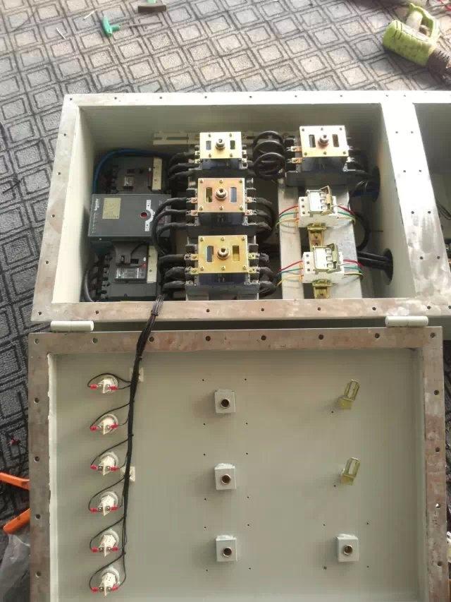 bcmd 双电源防爆配电箱 配电柜