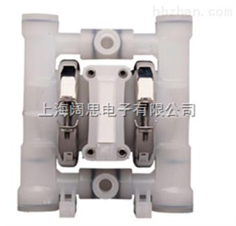 P.025/AZPPP/TNL/TF/ATF現貨庫存美國進口氣動耐腐蝕用0.5寸小口徑隔膜泵