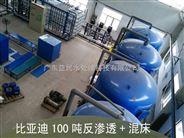 16MΩ.CM反渗透+混床超纯水设备系统