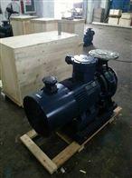 ISWB型卧式离心油泵