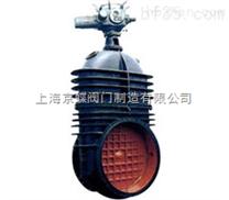 Z945X鑄鐵電動暗杆軟密封閘閥 閘閥