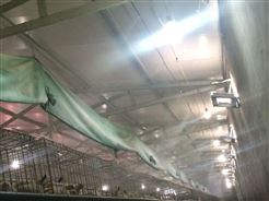溫州家禽市場智能環保噴霧降溫消毒設備/專業噴霧降溫工程技術