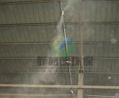 蘇州家禽市場智能環保噴霧降溫消毒設備/專業噴霧降溫工程技術
