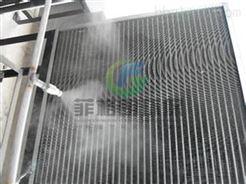濟南空調節能噴霧降溫設備價格/空調機組降溫