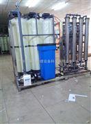JH—1000L/H RO系统全自动反渗透纯水设备