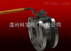 Q71F不锈钢对夹薄型球阀