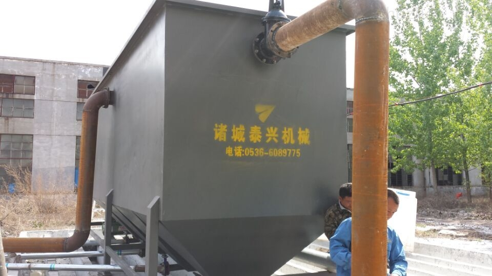 溶气气浮沉淀一体化设备