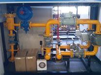燃气锅炉专用燃气调压箱