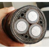 *铝芯高压电力电缆YJLV22-3*240国标报价