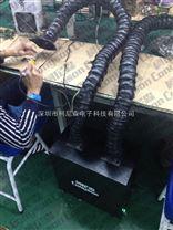 电子双管焊接烟尘净化机方案