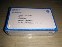上海根生代理WHATMAN沃特曼GF/A玻璃纤维滤纸1820-8013
