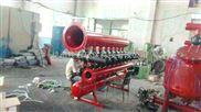 HGDP4-8-450方流量灌溉叠片过滤器