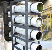 FRP玻璃钢大通量保安过滤器选型