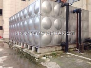 不锈钢消防水箱 不锈钢保温水箱