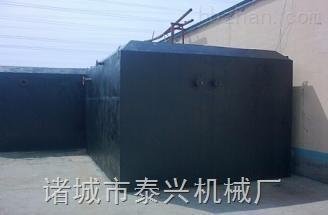 泰兴餐饮污水处理设备