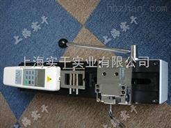 SGWS手动卧式测试仪/500N手摇卧式拉力仪