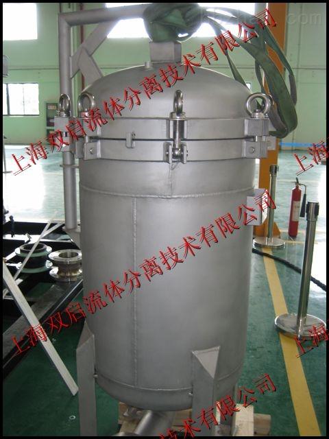 HECB-不锈钢袋式过滤机厂家