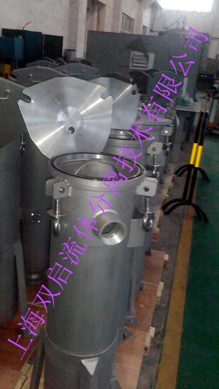 单袋过滤机-焊接式单袋过滤器