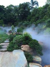 户外喷雾系统工程