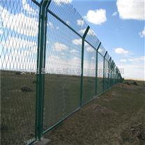 页岩集气站周边隔离护栏 油田集气区用护栏