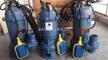WQD6-12-0.55带浮球潜水排污泵