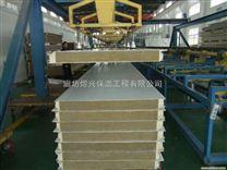 屋頂保溫岩棉板廠家供應