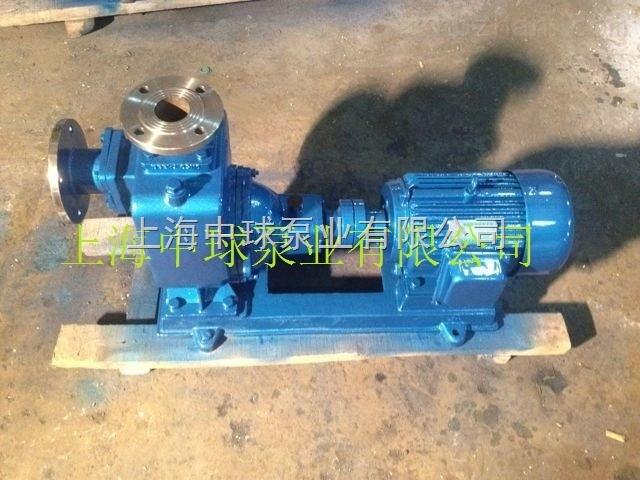 100ZWPB80-20不锈钢防爆自吸排污泵