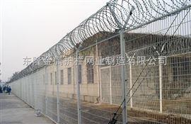 边界墙围栏