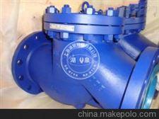 H41T-10升降式鑄鐵止回閥