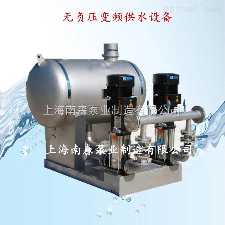上海无负压变频给水设备多少钱