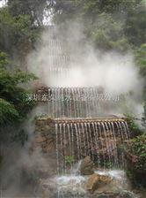 喷雾水景工程