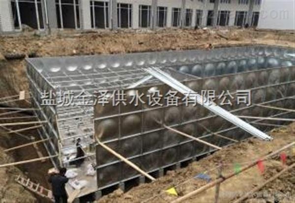 新疆地埋式箱泵一体化消防泵站成套设备厂价