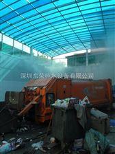 垃圾填埋场喷雾除臭杀菌