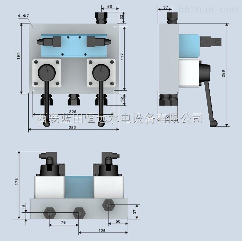 JZF-15机组制动电磁阀使用说明