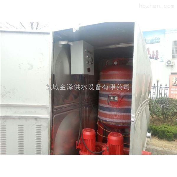 辽宁屋顶箱泵一体化泵站