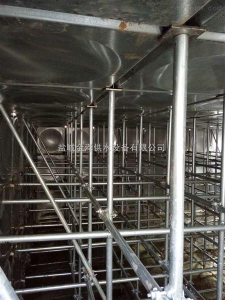 山西晋城地埋式箱泵一体化给水设备消防水箱