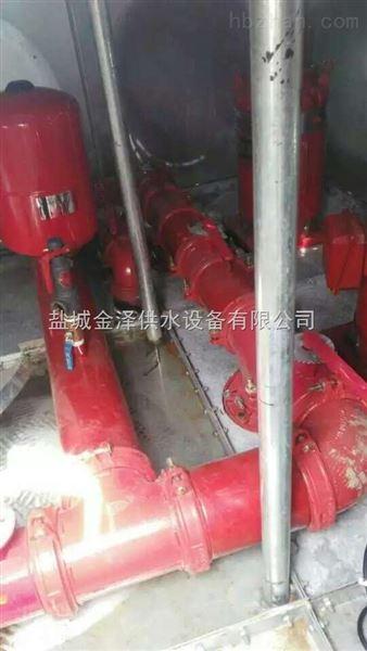 安徽亳州地埋式箱泵一体化泵站