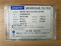 东洋ADVANTEC混合纤维素滤膜1um孔径A100A047A