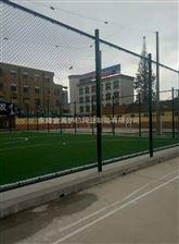 球场防护网围墙