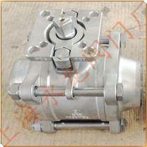 1000WOG不锈钢焊接液氨专用球阀