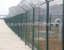 钢丝网围栏片