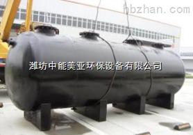 食品加工厂污水处理设备结构
