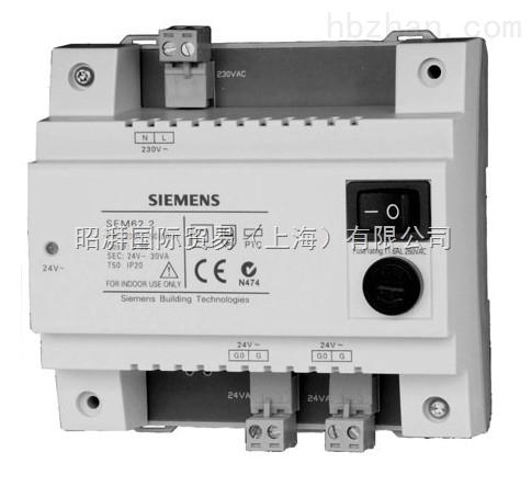 西门子SEM62.1 变压器减温减压装置