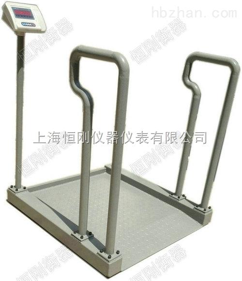 上海透析用医院轮椅秤价格 定制配座椅厂家