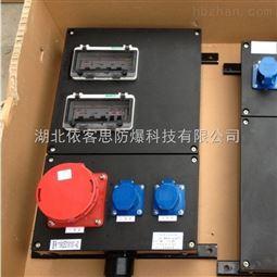 3回路挂式防水防尘防腐检修电源插座箱