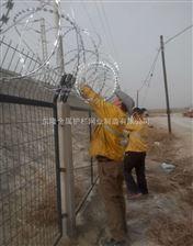 通线铁路防护栅栏2012-8001
